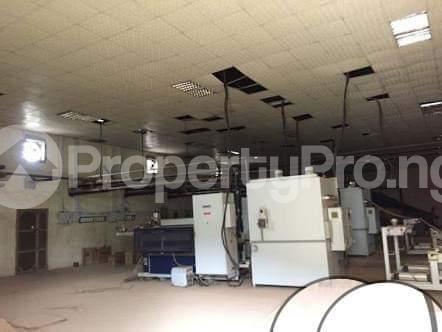 Factory Commercial Property for sale Mowe close to ikeja Ojota Lagos - 19