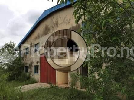 Factory Commercial Property for sale Mowe close to ikeja Ojota Lagos - 18