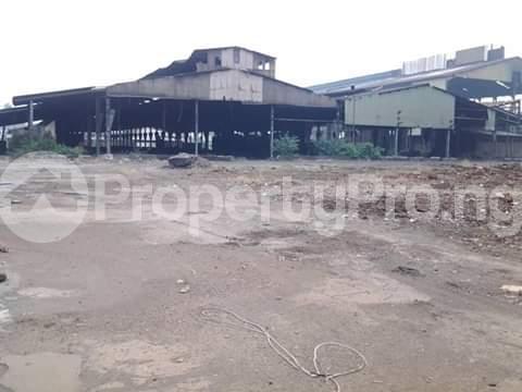 Factory Commercial Property for sale Mowe close to ikeja Ojota Lagos - 8