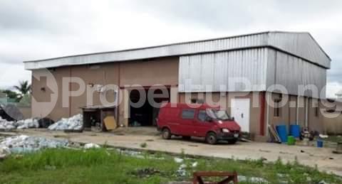 Factory Commercial Property for sale Mowe close to ikeja Ojota Lagos - 10