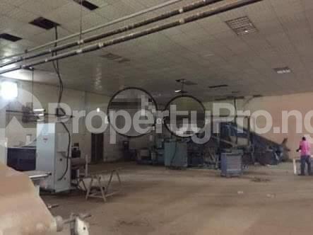 Factory Commercial Property for sale Mowe close to ikeja Ojota Lagos - 16