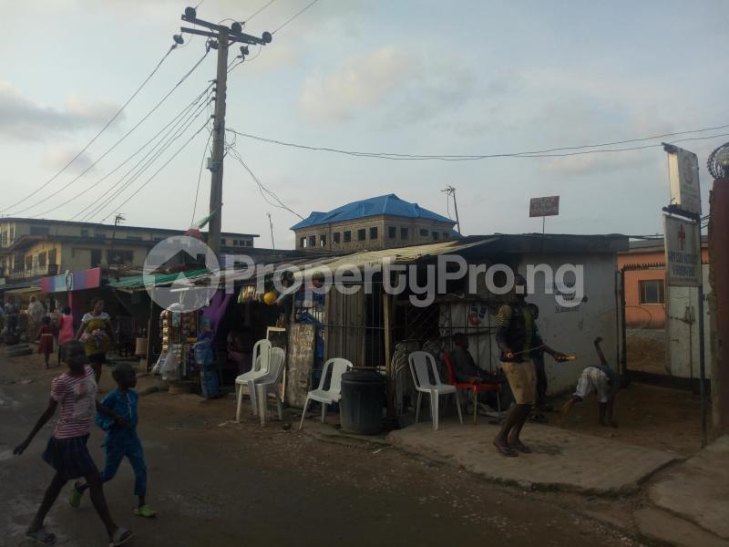Residential Land Land for sale DOSUNMU street Mafoluku Oshodi Lagos - 4