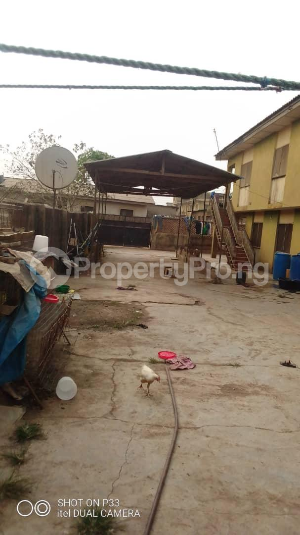 Blocks of Flats House for sale Sango ota Abule Egba Lagos - 1