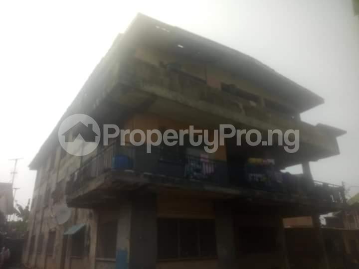Flat / Apartment for sale iyana ipaja Iyana Ipaja Ipaja Lagos - 1