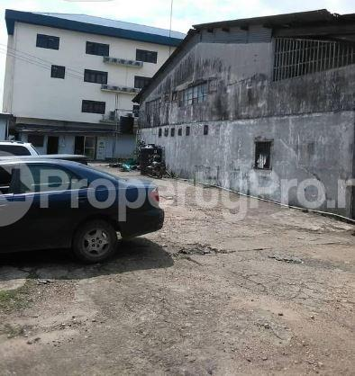 Warehouse Commercial Property for sale - Oregun Ikeja Lagos - 0