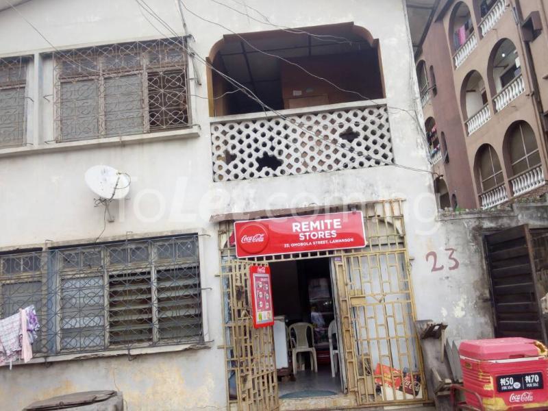 Flat / Apartment for sale Lawanson Lawanson Surulere Lagos - 0
