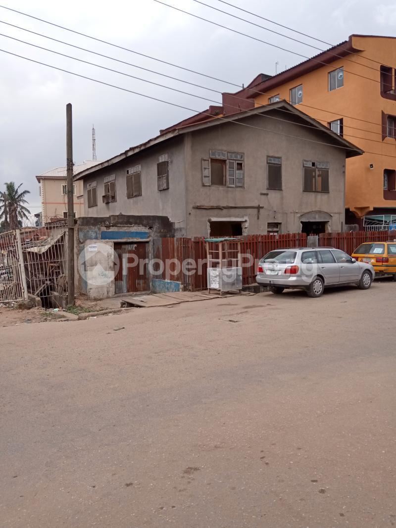 Land for sale Shomolu Shomolu Lagos - 1