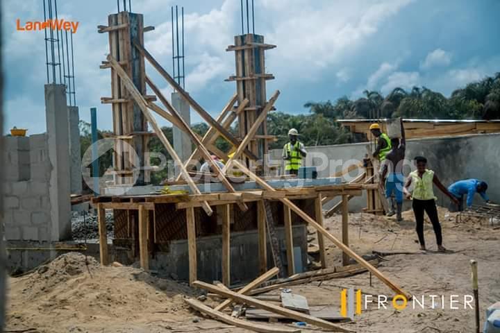Land for sale Frontier Estate Lakowe Ajah Lagos - 4