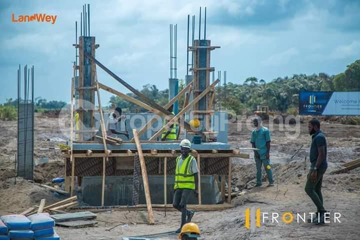 Land for sale Frontier Estate Lakowe Ajah Lagos - 10