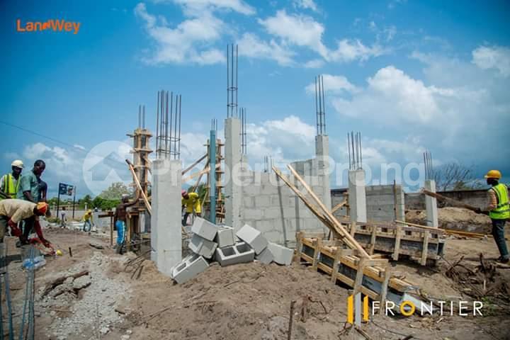 Land for sale Frontier Estate Lakowe Ajah Lagos - 8