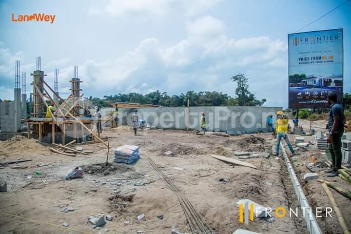 Land for sale Frontier Estate Lakowe Ajah Lagos - 1