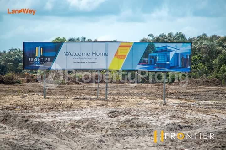 Land for sale Frontier Estate Lakowe Ajah Lagos - 6