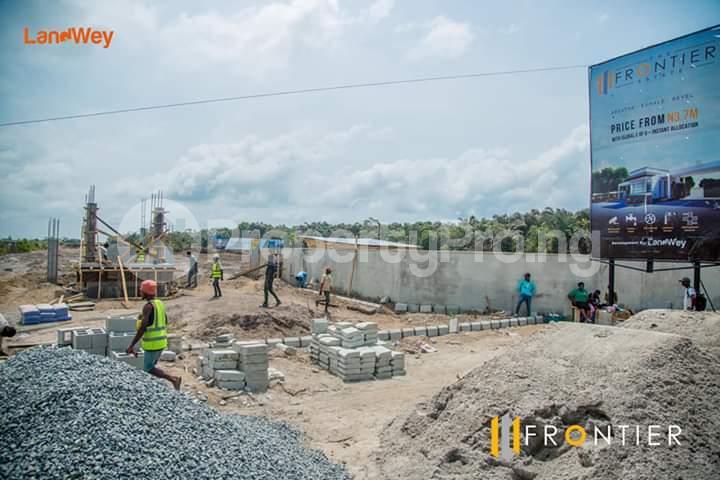 Land for sale Frontier Estate Lakowe Ajah Lagos - 9
