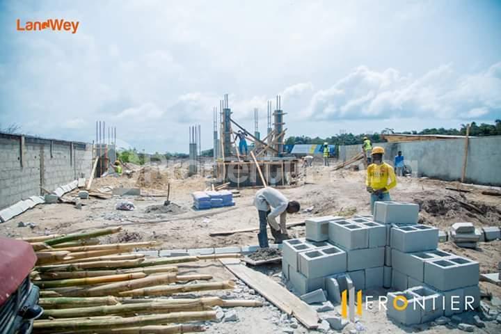 Land for sale Frontier Estate Lakowe Ajah Lagos - 3