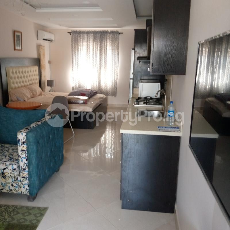 1 bedroom mini flat  Studio Apartment Flat / Apartment for shortlet Taiye Olowu Street, Lekki Phase 1, Lagos State.  Lekki Phase 1 Lekki Lagos - 1
