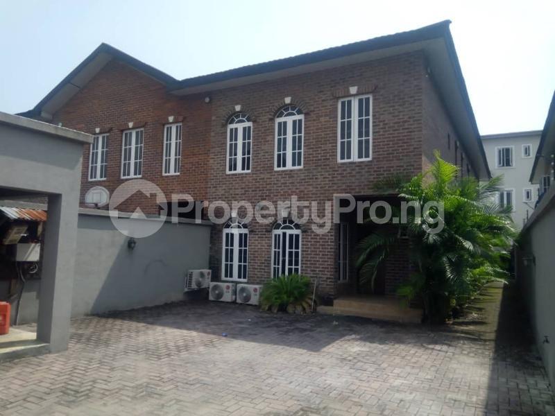 4 bedroom Semi Detached Duplex House for rent --- Idado Lekki Lagos - 0