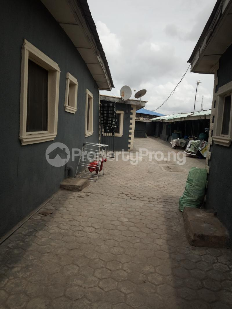 1 bedroom mini flat  Mini flat Flat / Apartment for rent OFF LUTH ROAD MUSHIN LAGOS Mushin Mushin Lagos - 4
