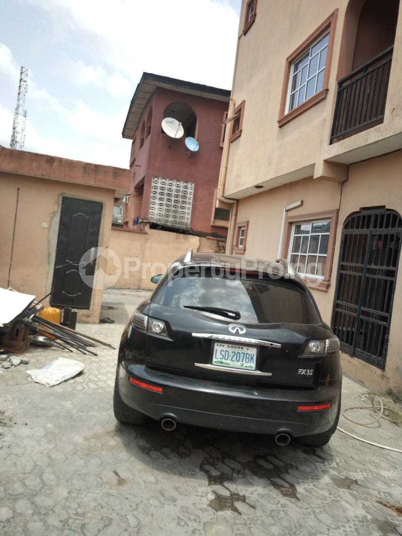 3 bedroom Flat / Apartment for rent BY AKANBI CRESCENT OFF ATURASHE , SURULERE LAGOS Ojuelegba Surulere Lagos - 20