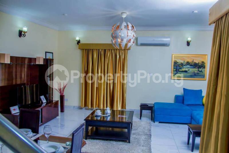3 bedroom Semi Detached Duplex House for shortlet lekki Garden Phase 2 Lekki Gardens estate Ajah Lagos - 6