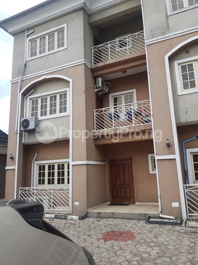3 bedroom Terraced Duplex House for rent RUMUIBEKWE ESTATE  Rumuokwurushi Port Harcourt Rivers - 1