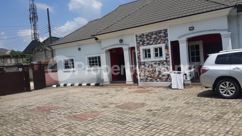 2 bedroom Terraced Bungalow House for rent Peter odili road  Trans Amadi Port Harcourt Rivers - 6