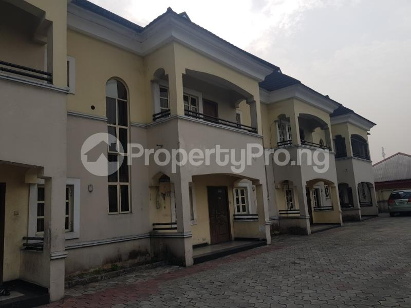 3 bedroom Semi Detached Duplex House for rent Somitel off the road Trans Amadi Port Harcourt Rivers - 0