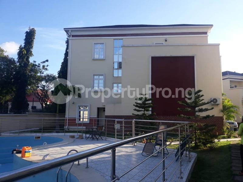 4 bedroom Detached Duplex House for rent Off ibb Boulevard way  Maitama Abuja - 0