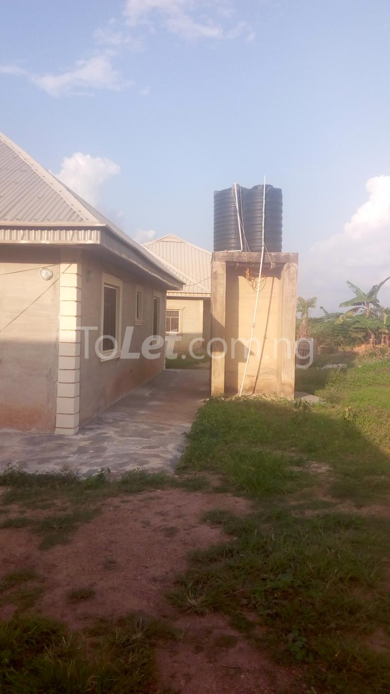 2 bedroom Commercial Property for sale State Housing Estate, Akure road, IGBA, Ondo City Ondo East Ondo - 0