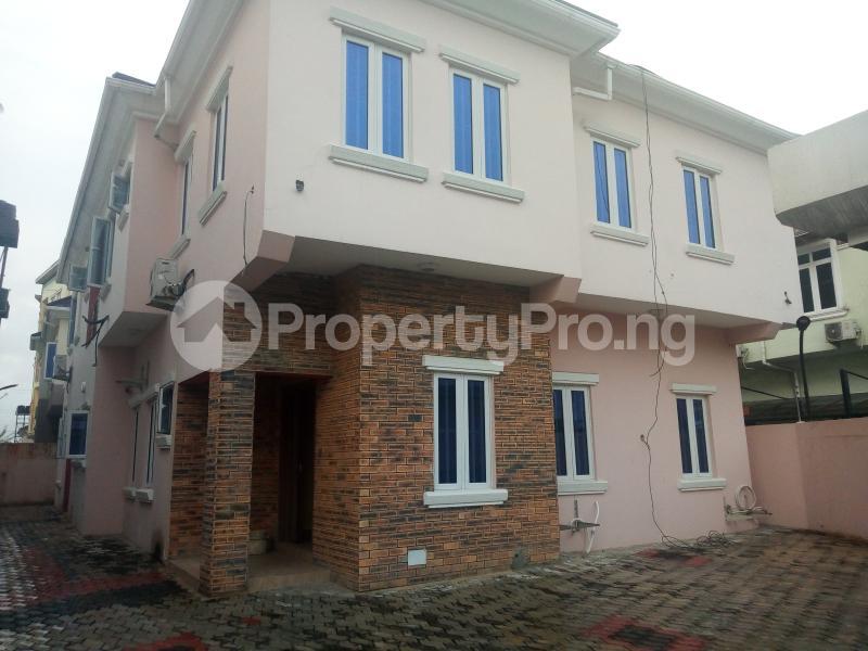 5 bedroom Detached Duplex House for rent Oral Estate Lekki Lagos - 0