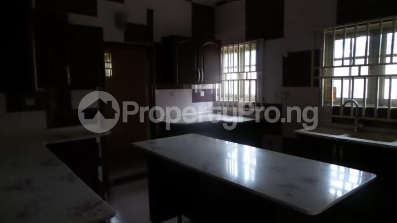 4 bedroom Detached Duplex House for sale Rumuagholu Obio-Akpor Rivers - 1