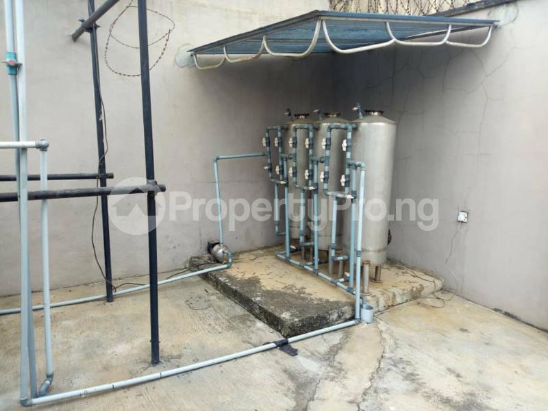 Factory Commercial Property for sale Ijaye Lagos Ipaja Lagos - 3