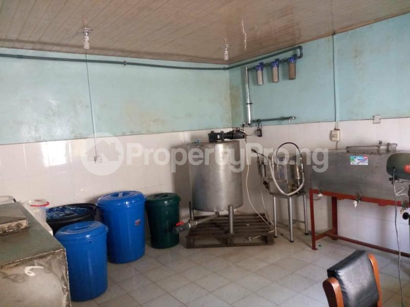 Factory Commercial Property for sale Ijaye Lagos Ipaja Lagos - 1