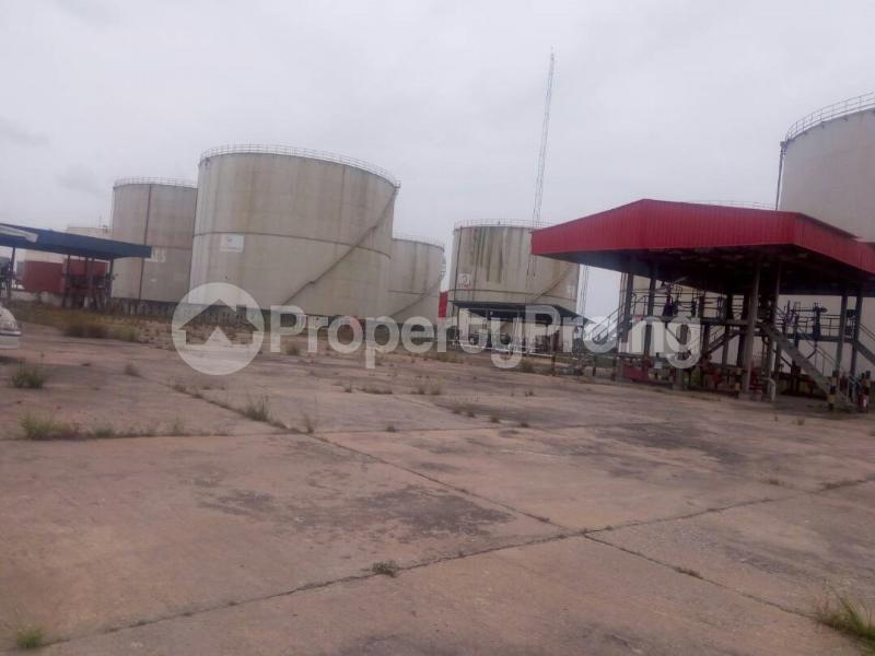 Tank Farm Commercial Property for sale Ijegun  Apapa Lagos - 0