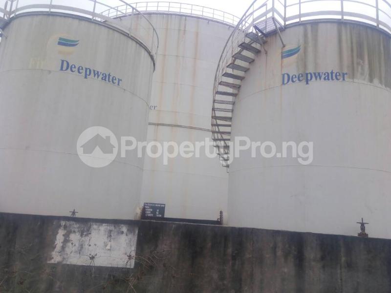Tank Farm Commercial Property for sale Ijegun  Apapa Lagos - 1