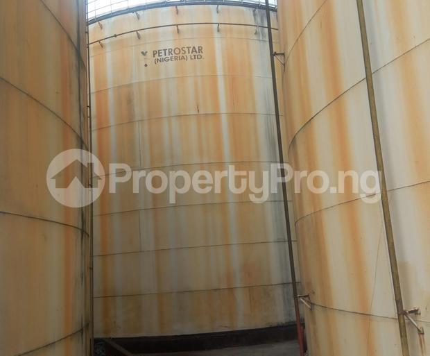 Tank Farm Commercial Property for rent Iwofe Port Harcourt Rivers - 12