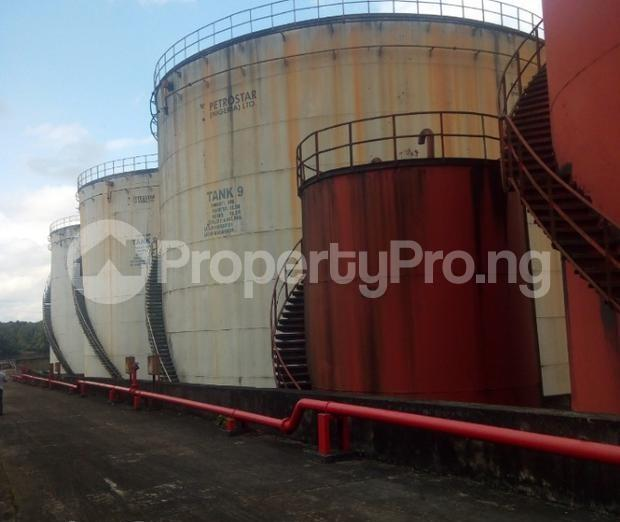 Tank Farm Commercial Property for rent Iwofe Port Harcourt Rivers - 14