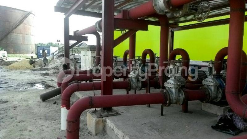 Tank Farm Commercial Property for sale Near Ugbenu,  koko Warri Delta - 2