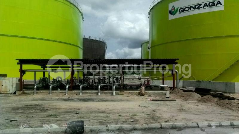 Tank Farm Commercial Property for sale Near Ugbenu,  koko Warri Delta - 0