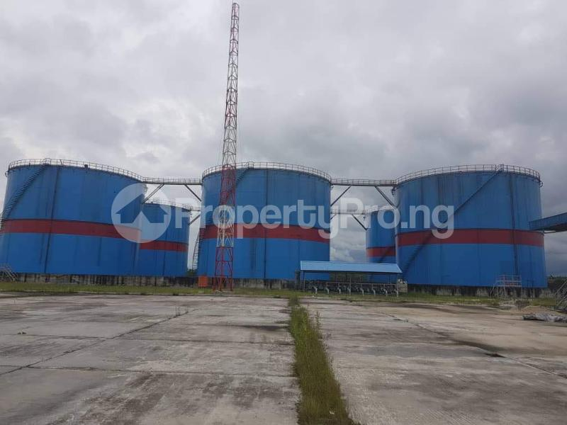 Tank Farm Commercial Property for sale Koko Warri Delta - 0