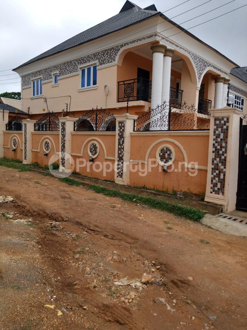 3 bedroom Semi Detached Duplex House for rent Elebu Akala Express Ibadan Oyo - 0