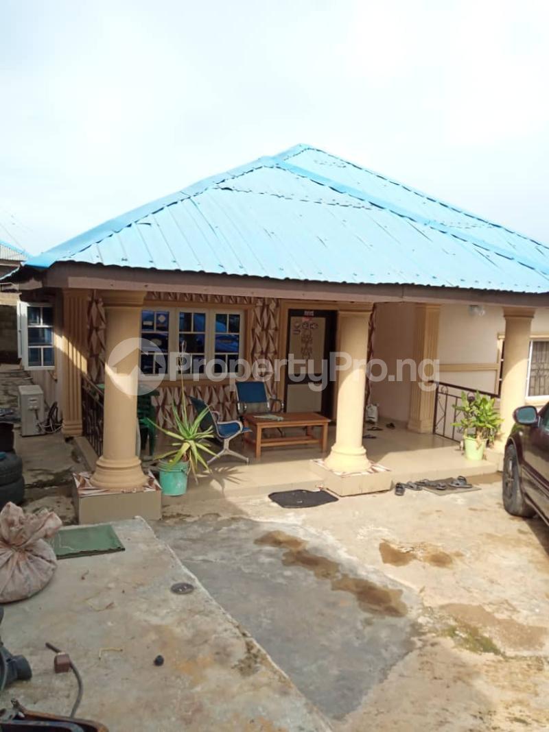 3 bedroom Detached Bungalow House for sale emanuel hospital capital hotel Oshogbo Osogbo Osun - 0