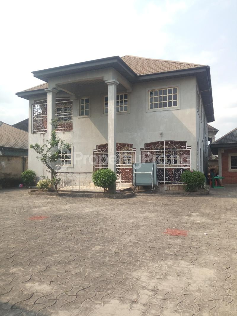 5 bedroom House for sale Shell Co operative Eliozu Port Harcourt Rivers - 0