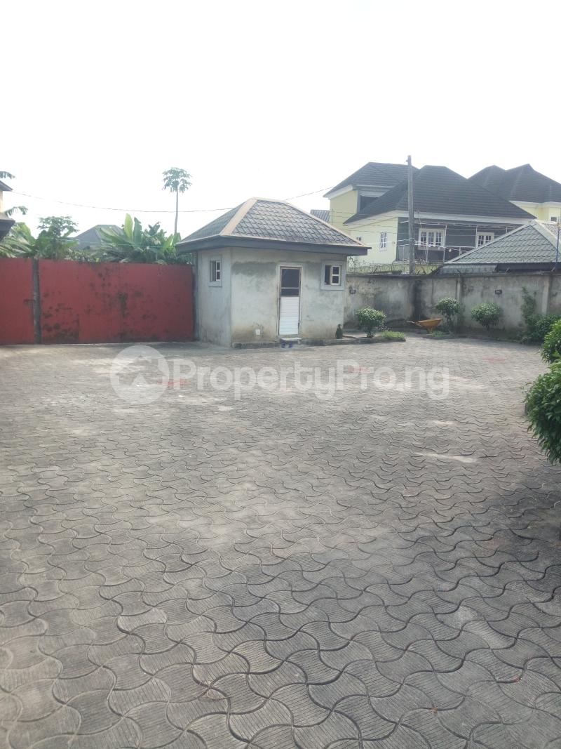 5 bedroom House for sale Shell Co operative Eliozu Port Harcourt Rivers - 1