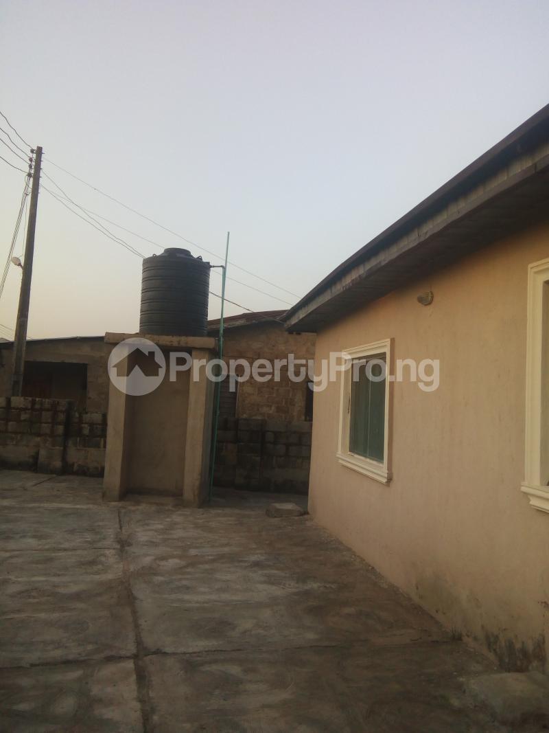 1 bedroom mini flat  Self Contain Flat / Apartment for rent Ganiyu street, agbofieti Jericho idi ishin extension Idishin Ibadan Oyo - 1