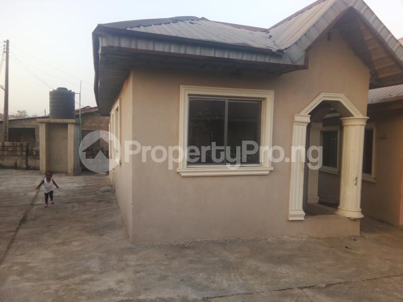 1 bedroom mini flat  Self Contain Flat / Apartment for rent Ganiyu street, agbofieti Jericho idi ishin extension Idishin Ibadan Oyo - 0