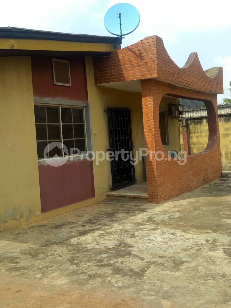 4 bedroom Detached Bungalow House for sale Adenuga   Ejigbo Ejigbo Lagos - 0