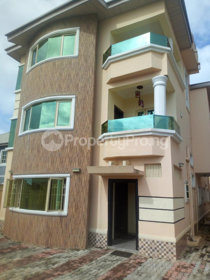 5 bedroom Terraced Duplex House for rent Charles mba Igbo-efon Lekki Lagos - 0