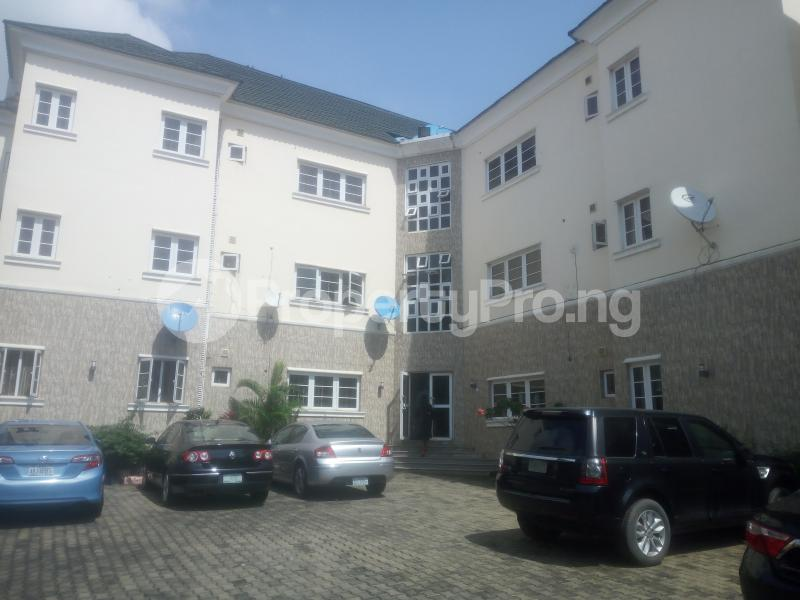 2 bedroom Flat / Apartment for rent Amhed Musa, Jabi Jabi Abuja - 0
