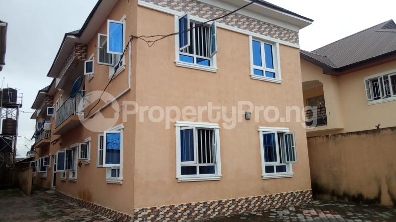 2 bedroom Flat / Apartment for rent Onireke off Mobil Road Ilaje Ajah Lagos - 1