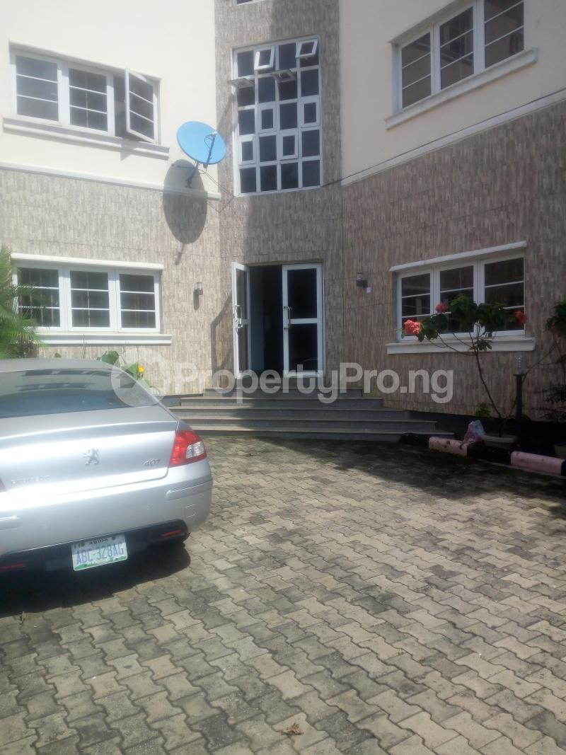 2 bedroom Flat / Apartment for rent Amhed Musa, Jabi Jabi Abuja - 1